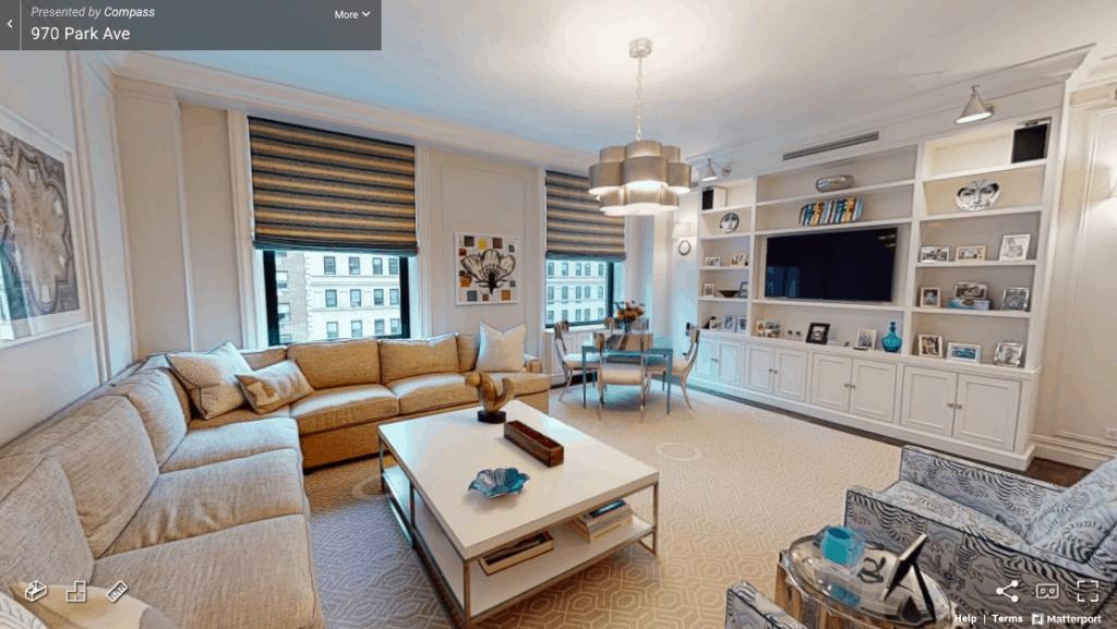real estate virtual tours example